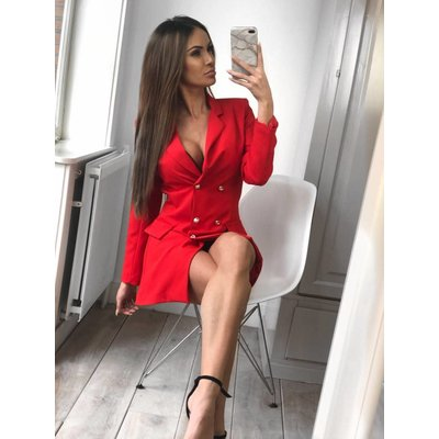 Jaimy Gorgeous 2 waystowear red