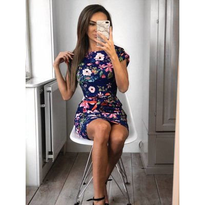 Jaimy Bella dress blue