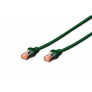 S-FTP kabel gegoten CAT 6 groen
