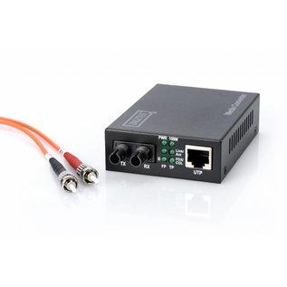 Media Converter RJ45 / ST Multimode 10/100