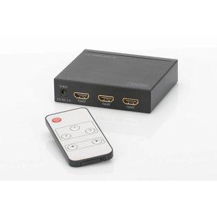 HDMI 4K Switch 3x1