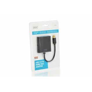 USB 3.0 naar HDMI/VGA Adapter