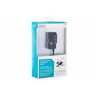 USB 3.0 naar SATA III adapter