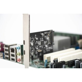 PCIe USB 3.1 Card Type C