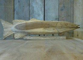 Vis hout 20x80cm