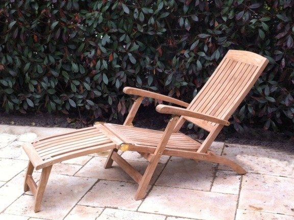 Ligstoel New Ocean Deckchair