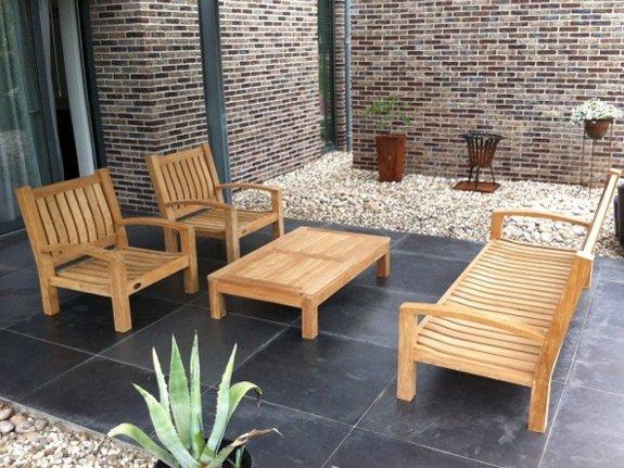 Kussen voor loungestoel Modena