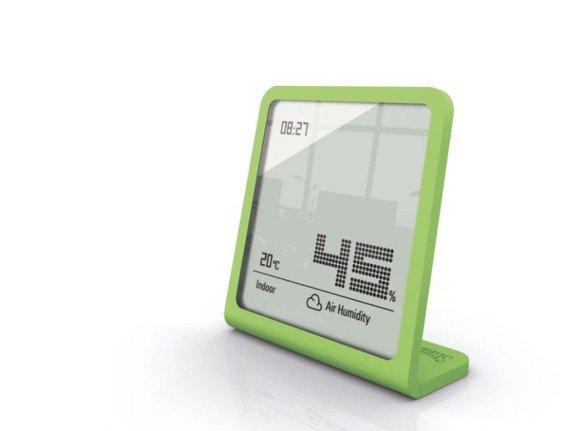 Hygrometer Selina - Lime