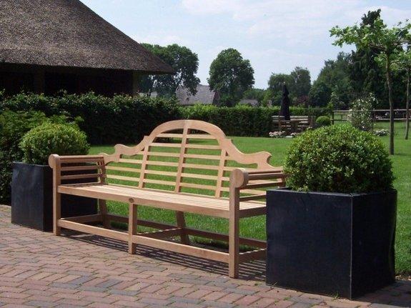 Kussen voor tuinbank Luytjens 236