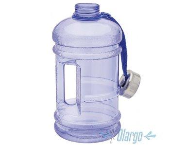 GARGO Fintnesstrinkflasche G14 2,2 L (BLAU)