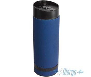 GARGO Thermobecher aus Edelstahl G-T5 0,38 L (BLAU)