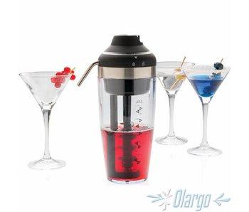 GARGO Elektrischer Cocktail Mixer G22 0,5 L (SCHWARZ)