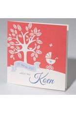 Familycards Klein Wonder Geboortekaartje Koen (63711)