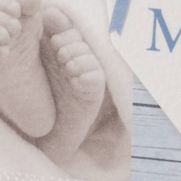 Familycards Klein Wonder Geboortekaartje Mike (63742)