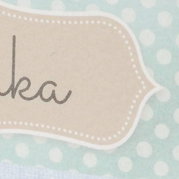Familycards Klein Wonder Geboortekaartje Louka (63759)