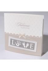 Familycards Klein Wonder Geboortekaartje Fabienne (63761)