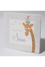 Familycards Klein Wonder Geboortekaartje Sam (63765)