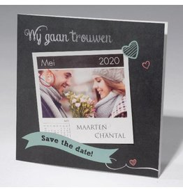 Familycards-Deel je Geluk Trouwkaart All you need is love