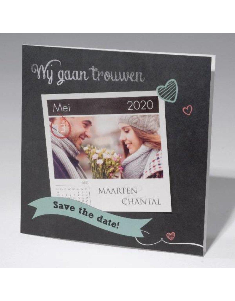 Familycards-Deel je Geluk Trouwkaart All you need is love (621686)