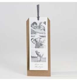 Buromac La Vie en Rose Filmstrip met eco trouwkaart