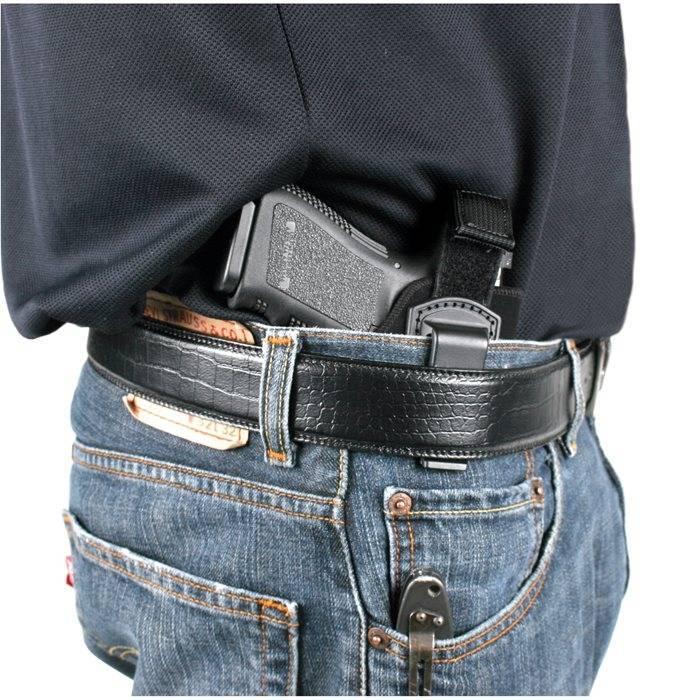 Blackhawk! Inside the pants holster