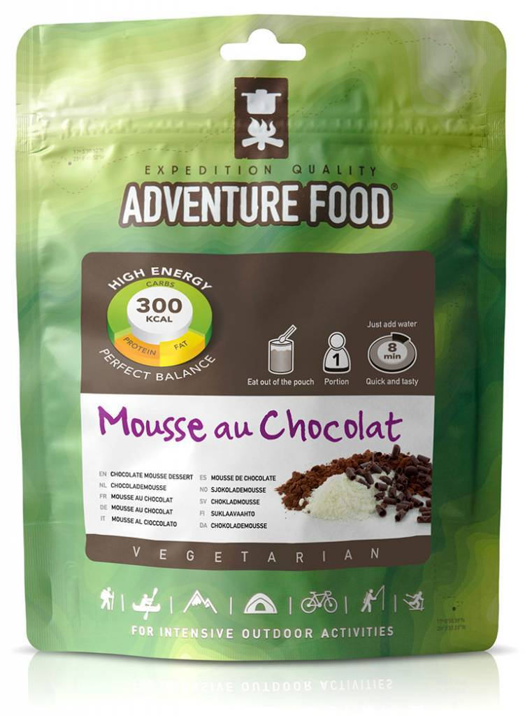 Adventure Food Chocolate mousse