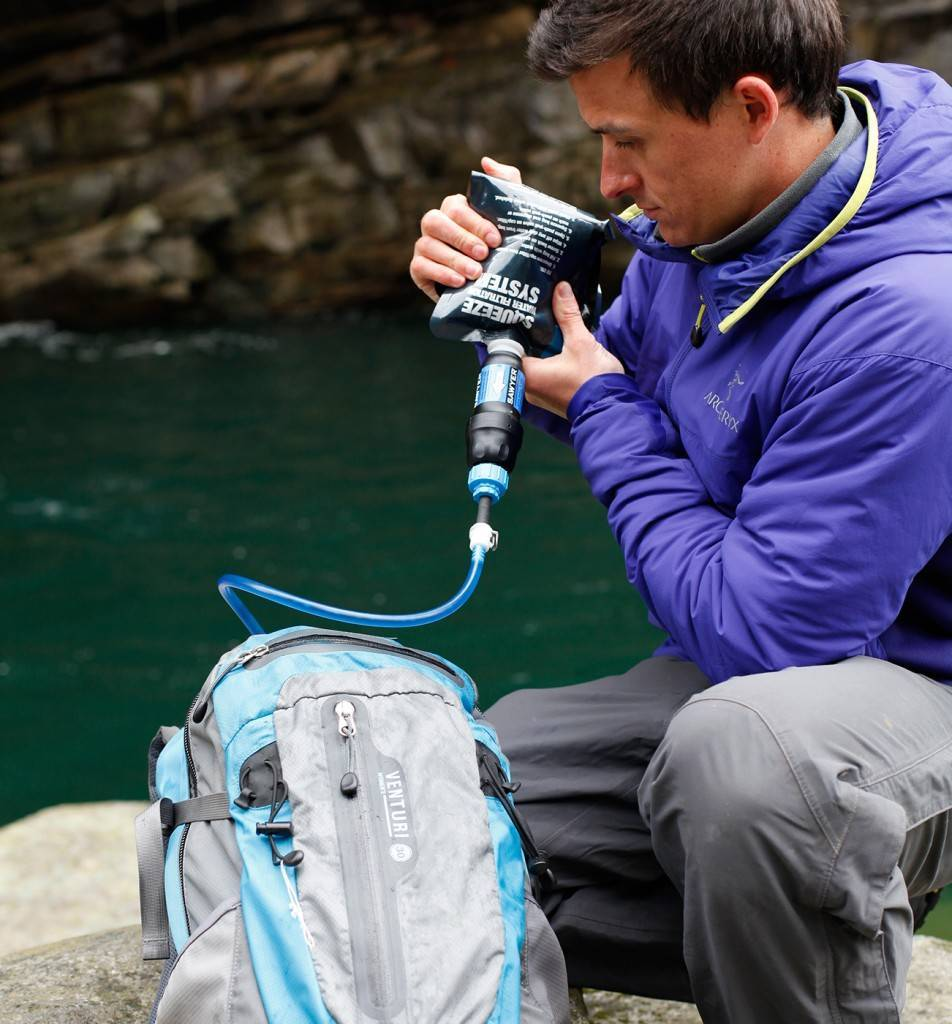 Sawyer Sawyer Fast Fill Adapters for Hydration Packs