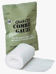 Quik Clot Combat Gauze
