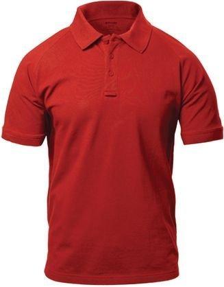 Blackhawk! Men's Cotton Polo Range Red