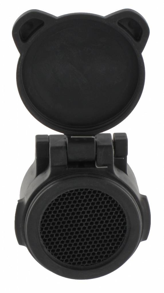 Aimpoint Lens Cover, Flip-up,Front with ARD Filter Black.