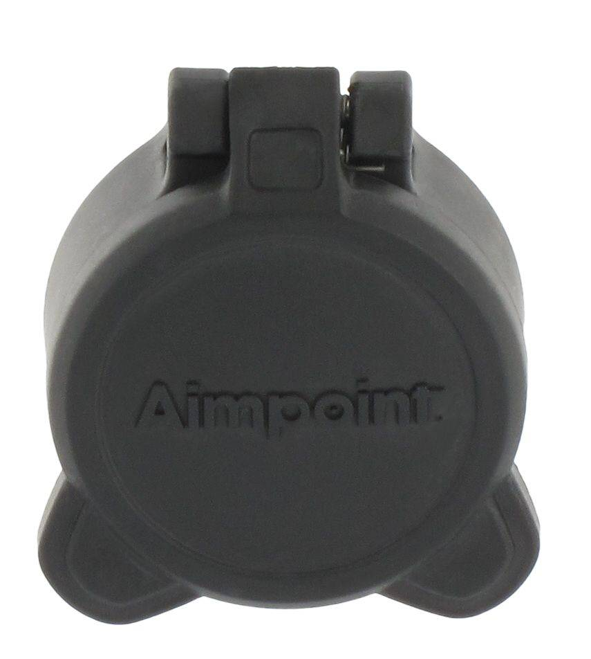 Aimpoint Lens Cover, Flip-up,Front Black.