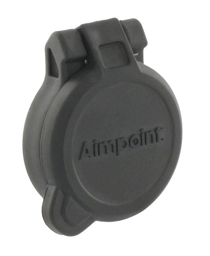 Aimpoint Lens Cover, Flip-up,Rear Black.