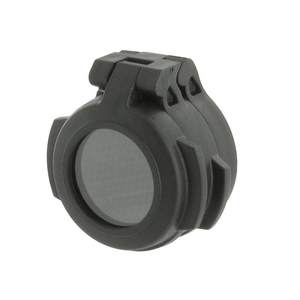 Aimpoint Lens Cover Micro Series, Flip-up, Front with ARD Filter, Transparent.