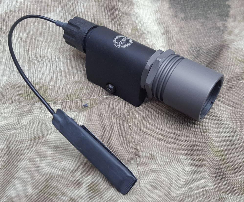 light set piece tactical products kilimanjaro gear led flashlight