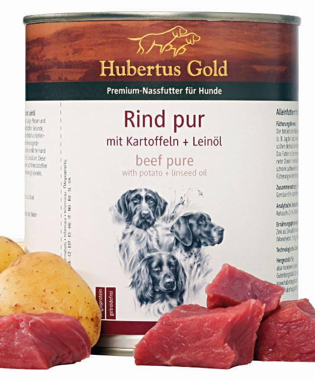 Hubertus Gold Hubertus Gold menu rund/aardappel.