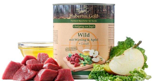 Hubertus Gold Hubertus Gold menu Wild.