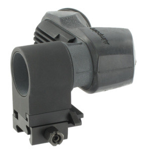 Aimpoint CEU with high (39 mm) top ring TwistMount.