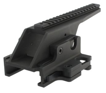 Aimpoint BT Picatinny QD Mount for Browning M2.