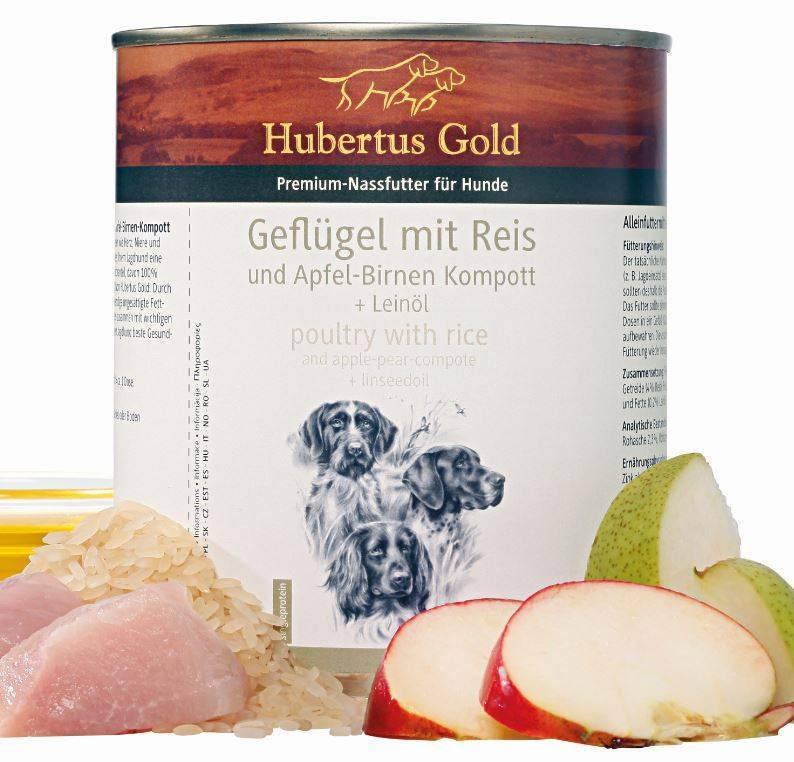 Hubertus Gold Hubertus Gold Smaakpakket natvoer (6x1 blik)