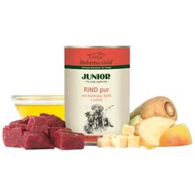 Hubertus Gold Junior rund met pastinaak en appel
