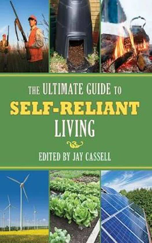 Books The Ultimate Guide to Self Reliance Living