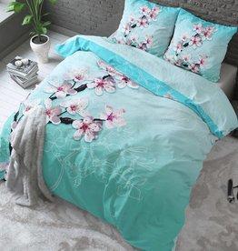 Sleeptime Dekbedovertrek Cherry Blossom