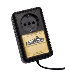 Dimlux Opticlimate Dimlux Maxi Controller CO2 Sensor