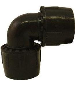 Aquaking EASY PE-Kupplung Bend
