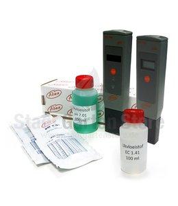Adwa Adwa pH- und EC-Messgeräte Komplett Set