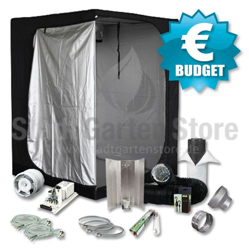 low budget growbox komplettset 600 watt mammoth lite 150 stadt garten store. Black Bedroom Furniture Sets. Home Design Ideas