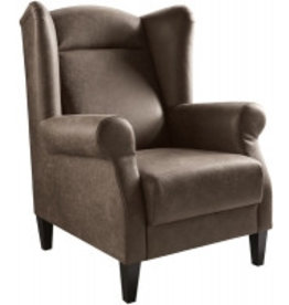 6. Stofferen Grote fauteuil