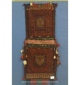 Art. B - 658 -Turkoman-kussen