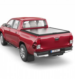 Mountain Top Style - tonneau cover - D-Max - 2012+