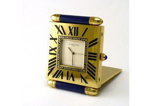 Cartier Tracet Alarm Clock